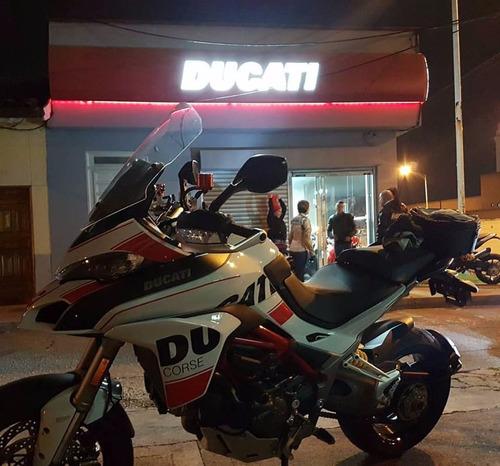 ducati multistrada 1200 s full cara nueva 6550 kms