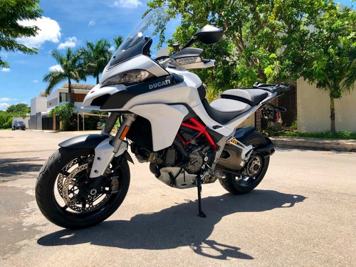 ducati multistrada 1200s 2016 impecable. 7 mil kms. $255,000