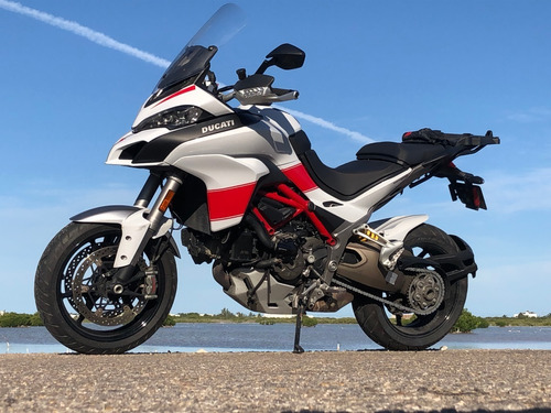 ducati multistrada 1200s 2016 impecable. 7,800 kms. $265,000