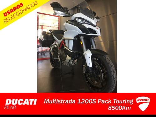 ducati multistrada 1200s pack touring 2016 ducati remate