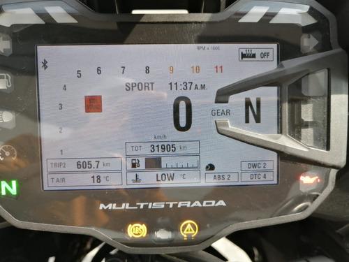 ducati multistrada 1200s touring 2017