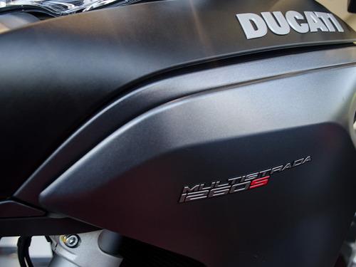 ducati multistrada 1260 s 158cv touring pack