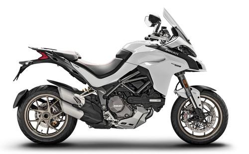 ducati multistrada 1260 s ( modelo 2020)  - hilton motors