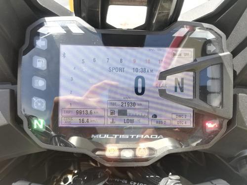 ducati multistrada enduro 2017