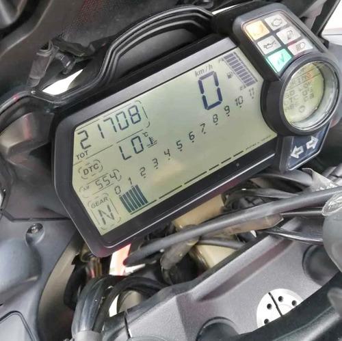 ducati multistrada pikes peak 1200 roja 2014