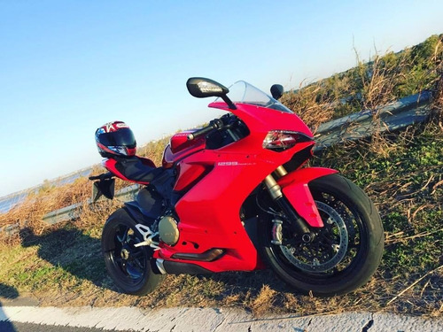 ducati panigale 1299 - impecable
