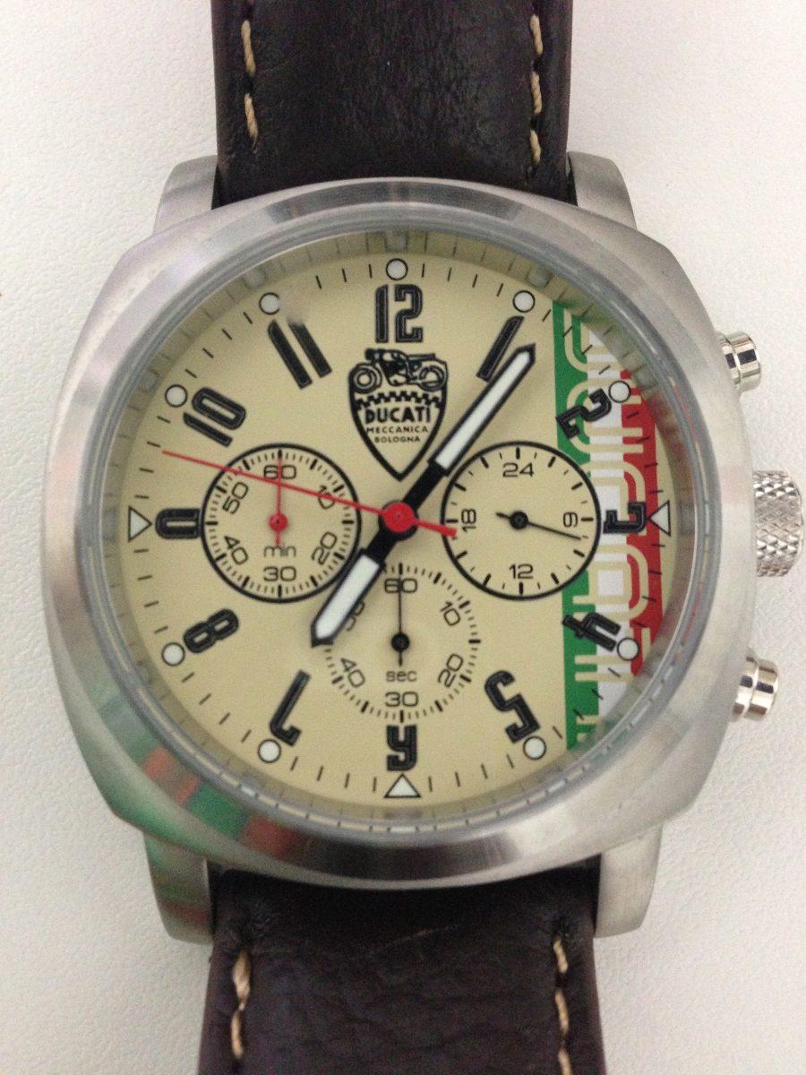 432b3772595 ducati relógio 46mm - original. Carregando zoom.