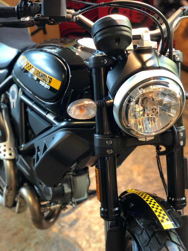 ducati san isidro scrambler full throttle - 4743-4947