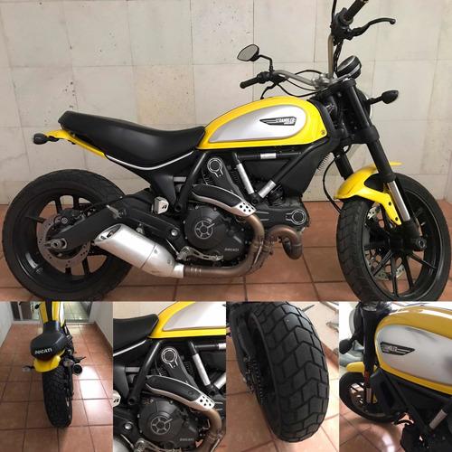 ducati scrambler 2016 800cc
