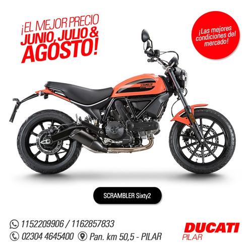 ducati scrambler 400 sixty2 0km - 2019