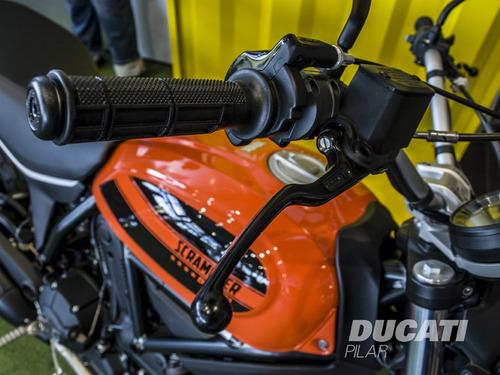 ducati scrambler 400 sixty2 0km motos italianas ducati