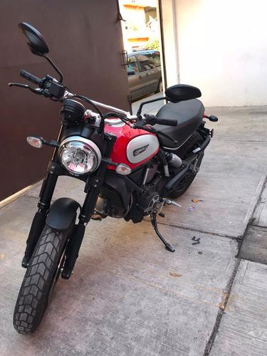 ducati scrambler 800cc