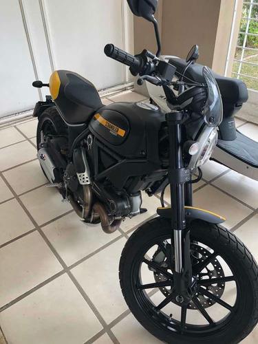 ducati scrambler 800cc f th