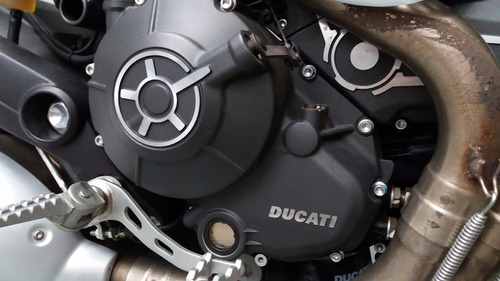 ducati scrambler 800cc igual a 0km usada - impecable!