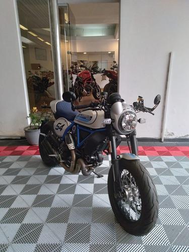 ducati scrambler café racer 0km  - hilton motors