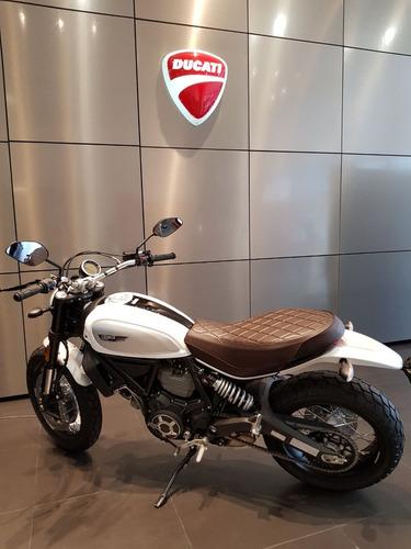 ducati scrambler classic 800 cc