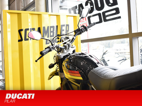 ducati scrambler desert sled black edition 0km 2018 motos