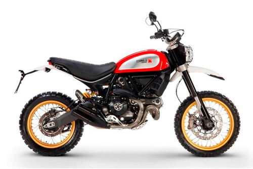 ducati scrambler desert sled - financiacion bbva / leasing