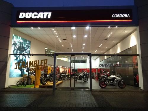 ducati scrambler full throttle 800 cc