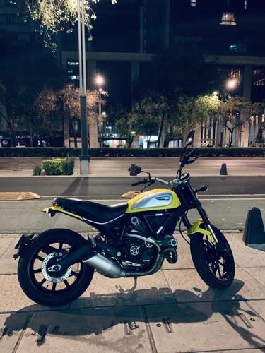ducati scrambler icon 2016 800cc