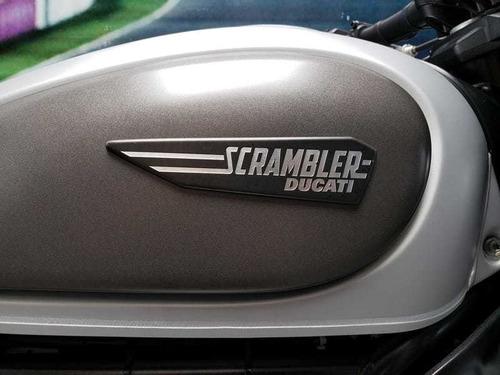 ducati scrambler icon 2017/2018