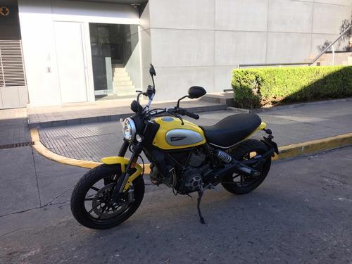 ducati scrambler icon 800cc