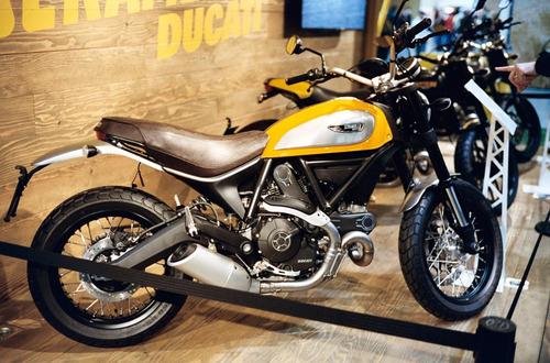 ducati scrambler icon classic