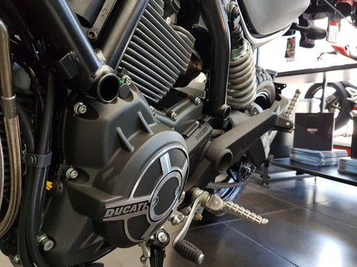 ducati scrambler icon silver 800cc 2018 0km ducati rosario