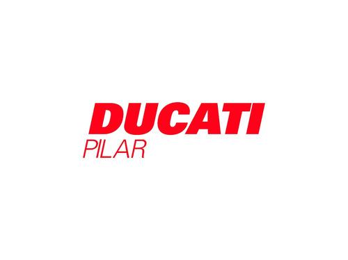 ducati scrambler icon - sólo en ducati pilar