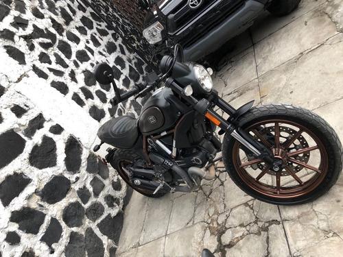 ducati scrambler italia independent 800cc