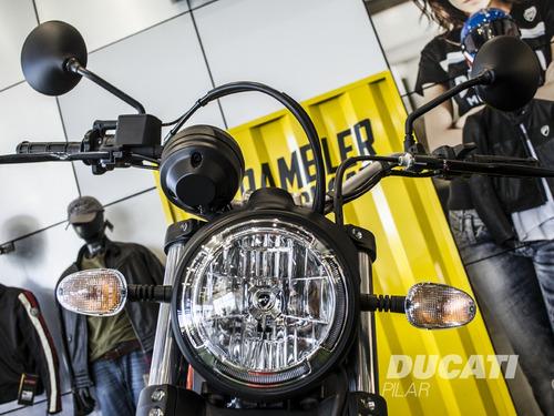 ducati scrambler motos ducati