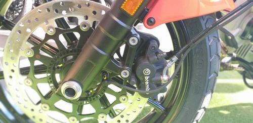 ducati scrambler sixty2 - 0km - san isidro - 4743-4947