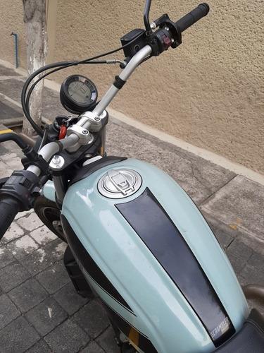 ducati scrambler sixty2 399cc con maletas