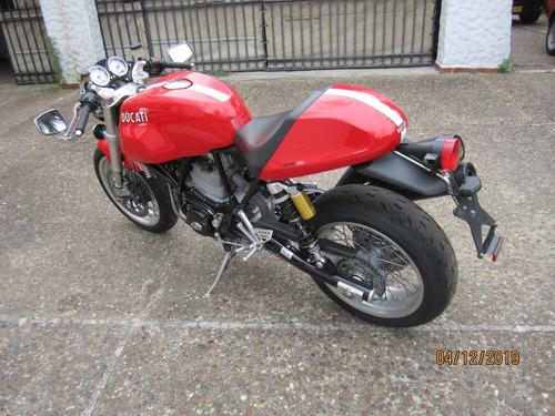 ducati sport classic 1000 (2006) - macome classic.