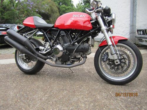 ducati sport classic 1000 - macome classic.