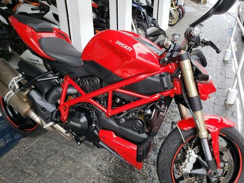 ducati street fighter 848 2013 impecável!