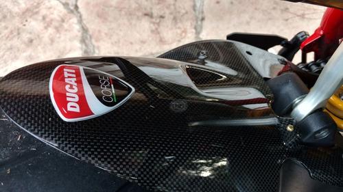 ducati streetfighter 848. 2013. termignoni, quickshifter