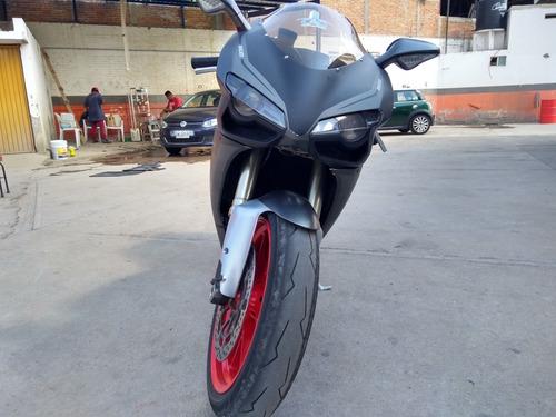 ducati super bike 848