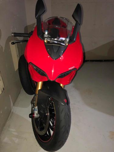 ducati superbike 1199 panigale 2014 vermelha