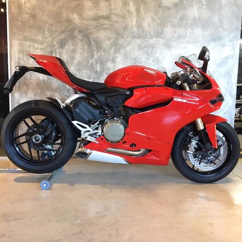 ducati superbike 1199 panigale abs 2015/2015 vermelha