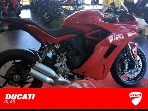 ducati supersport 0km