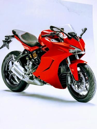ducati supersport 937 cc