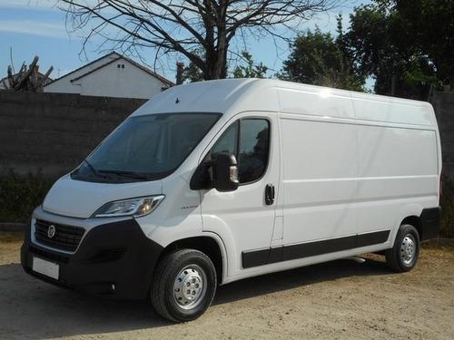 ducato 0km ambulancia y minibus 16+1 anticipo o usado a-