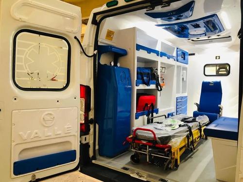ducato 2020 ambulancia 0km entrega $600.000 o tomo usada m-