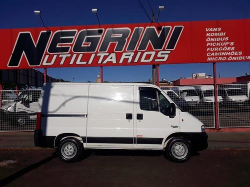 ducato 2.3 cargo 7.5 16v turbo - 2014 - negrini utilitarios