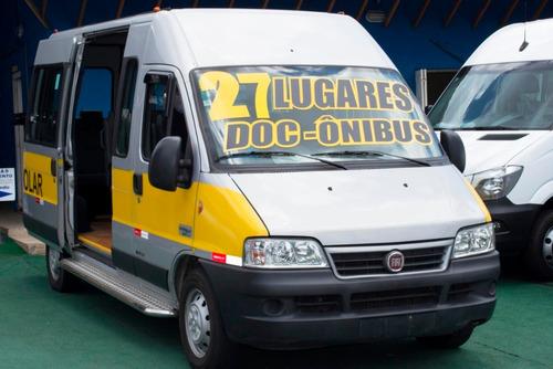 ducato 27 lugares onibus 28 lugares van escolar