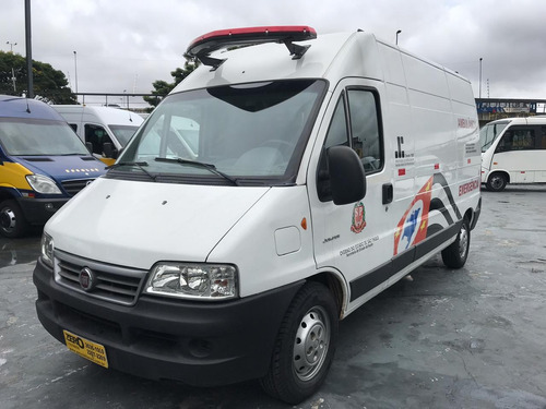 ducato citroën jumper ambulancia