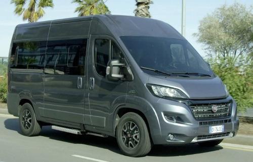 ducato escolar ambulancia furgon tomo usado  500.000 p-