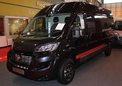 ducato furgon y equipada anticipo $290.000 tomo tu usado f*