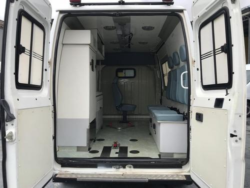 ducato jumper ambulancia